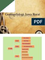 Geomorfologi Jawa Barat