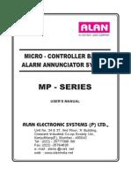 Alarm Annunciator manual