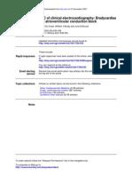 Bradycardias and Atrioventricular Conduction Block