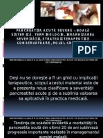 Curs 4 - Pancreatita Acuta