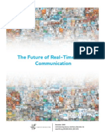 The Future of Real-Time Video Communication