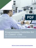 81318674 Programming Guideline DOKU v13 en (1)