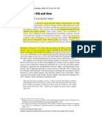 Maxwell 2003 Food Policy Old an New