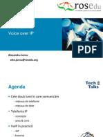 ROSEdu Tech Talks Prezentarea 08