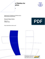 Configuración de colores para gráficas producidas en R