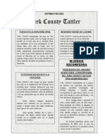 Recortes Periodisticos - Introductoria - El Loco (Aleteos en La Noche)