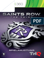 Saints Row The Third Manual Deutsch Revised