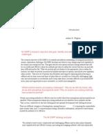 M-OSRP Director Arthur Weglein - Annual Report, 2014