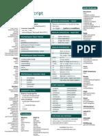 javascript cheat sheet