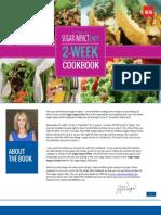 Sid 2week Cookbook