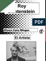 Roy Lichtenstein,  Presentación
