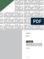 Jasper Morrison Sole24ore