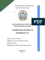 001elaboratorio de Fisica II (Experimento Nº1)