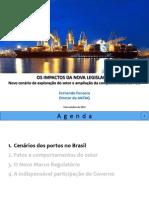 A Reforma Portuaria