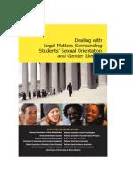 Legal Obligations re