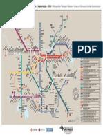 Mapa Da Rede 2014