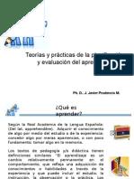 Teoria y Practicas Evaluacion Del Aprendizaje