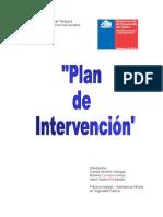 Plan de Intervención INTENDENCIA Revisado28Mayo2013