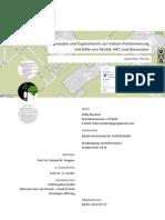 Konzepte Und Experimente Zur Indoor-Positionierung Bachelor-Thesis