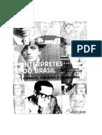 Livro Interpretes Do Brasil Indice-Apresentacao Pesquisavel