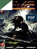 Alien vs Predador - Tres Mundos Em Guerra #05 de #06 [HQsOnline.com.Br]