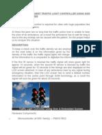 design of intelligent traffic light controller using gsm