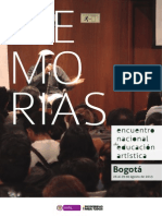 Fin_memorias Encuentro Nacional
