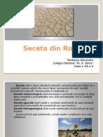 Seceta Din Romania