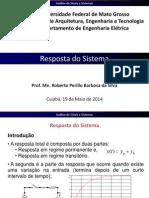 Aulas_Sistemas_1ª_ordem_2014-1