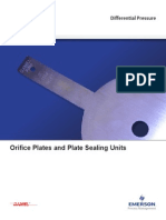 Orifice Plates Product DS