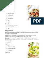 4 Salate de Primavara