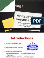 resume workshop ppt (2)