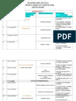 Planificare Anuala Dlc Grupa Mare