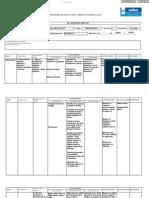 Planificacion Matematica i Bimestre- Dubón