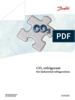 CO2 Refrigerant for Industrial Refrigeration