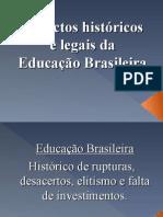 Historia Da Educação, PNE e FUNDEB-Aulas