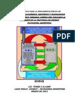 Cluster Academico Cientifico y Tecnologico Lago Puelo