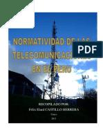 Normatividad de las telecomunicaciones en el Per+_