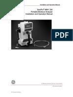 DEWPRO MMY245 - ANALIZADOR PORTABLE DE HUMEDAD INSTALACION Y OPERACION.pdf