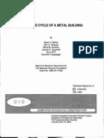 TR 008 Norton 1989 Life Cycle of Metal Building