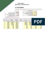 Loan Amortization1