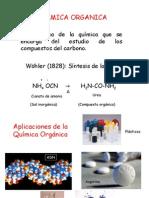 QUIMICA ORGANICA-HIDROCARBUROS