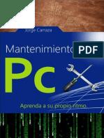 Mantenimiento de PC - Jorge Carranza