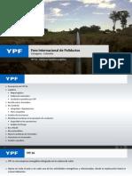 Augusto Castagnino YPF Argentina
