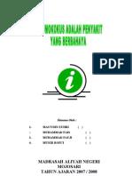 Makalah Bahasa Indonesia - Pneumokokus