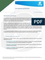 Caracteristicas de los sistemas productivos