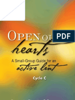Open Our Hearts - excerpt