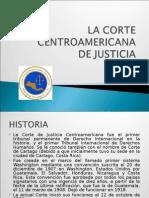 La Corte Centroamericana de Justicia