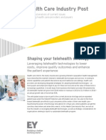Shaping Your Telehealth Strategy
