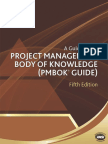 CAPM (PMBOK 5) Exam Prep Notes